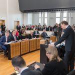 Saarland-Pakt, Frauenwahlrecht, Antisemitismus – 20. Landtagssitzung