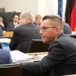 Sonn- und Feiertagsschutz, nachhaltige Ernährung, UKS – 30. Landtagssitzung