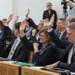 8. Landtagssitzung