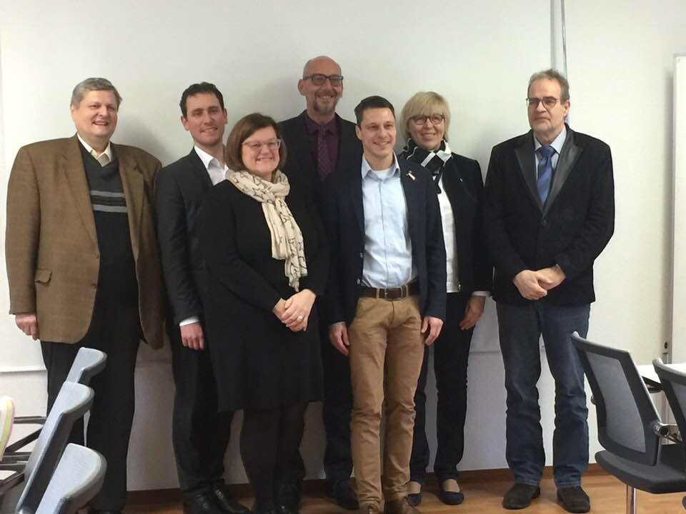 CDU Fraktion des Saarlandes: Sozial-Arbeitskreis besucht DRK-Klinikum Saarlouis