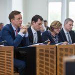 11. Landtagssitzung: Verfassungsschutz, Kerosin-Ablass, Landwirtschaft