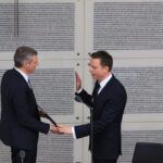 Sondersitzung des Landtages: Tobias Hans neuer Ministerpräsident