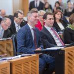 Regierungserklärung, Rettungsdienste, Denkmalschutz – 13. Landtagssitzung