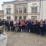 Koalitionsfraktionen empfangen Betriebsrat der Neuen Halberg Guss