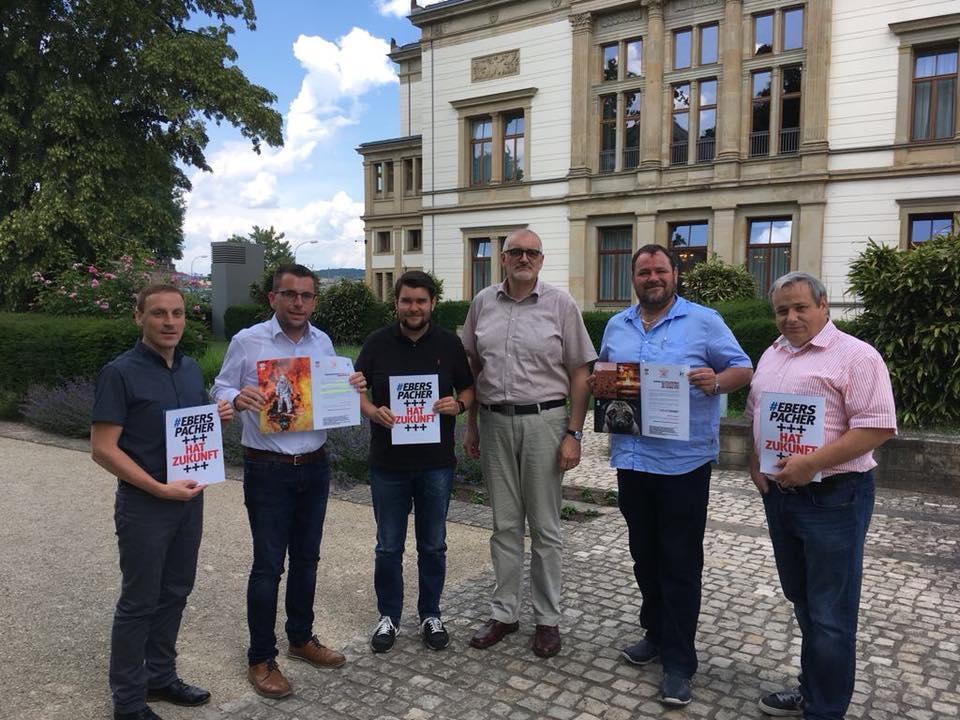 CDU Fraktion des Saarlandes: Arbeitnehmergruppe empfängt Eberspächer