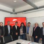 Arbeitnehmergruppe besucht IANEO