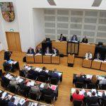 Weiße Rose, Erfüllungsübernahme, Digitalisierung, Demenz – 18. Landtagssitzung
