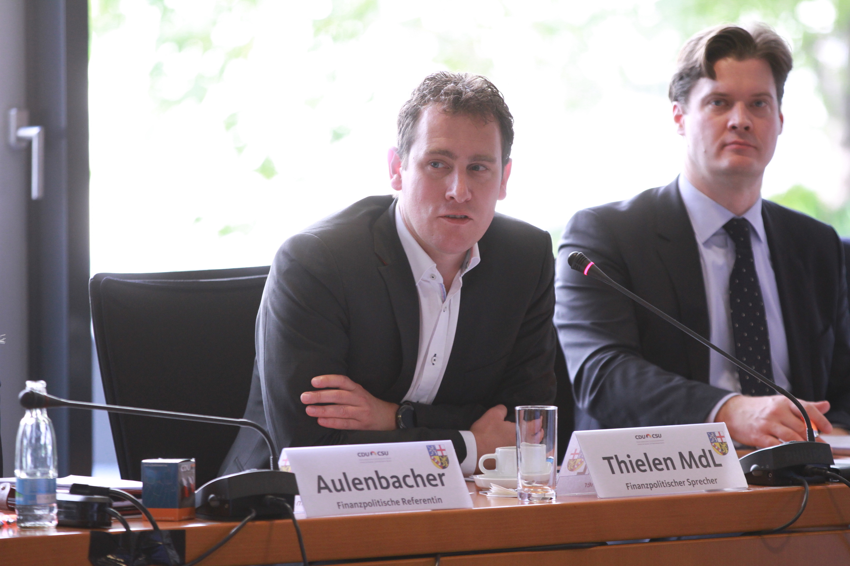 CDU Fraktion des Saarlandes: CDU-Finanzexperte plädiert für Erleichterungen im Unternehmenssteuerrecht