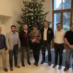 Deutsche Feuerwehrgewerkschaft besucht unsere Arbeitnehmergruppe