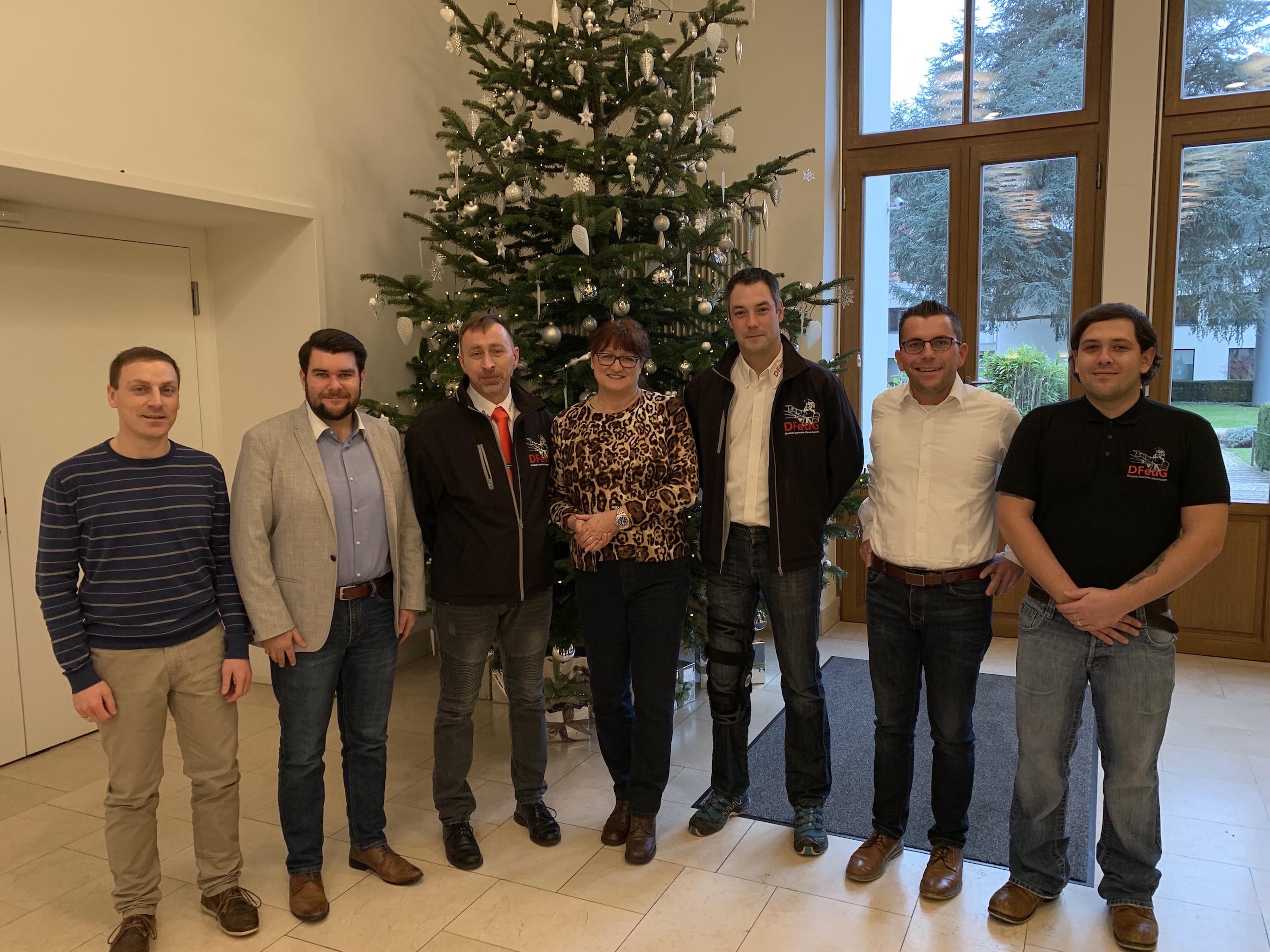 CDU Fraktion des Saarlandes: Deutsche Feuerwehrgewerkschaft besucht unsere Arbeitnehmergruppe