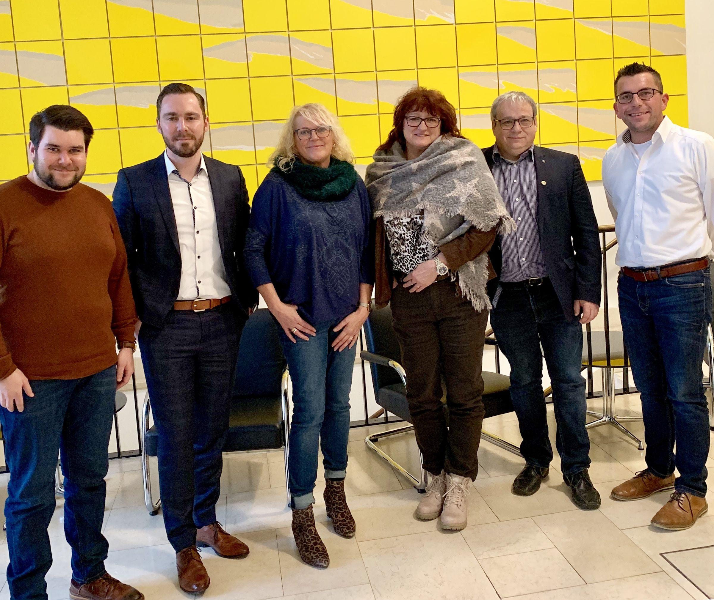 CDU Fraktion des Saarlandes: Arbeitskreis Arbeitnehmerfragen trifft GdP