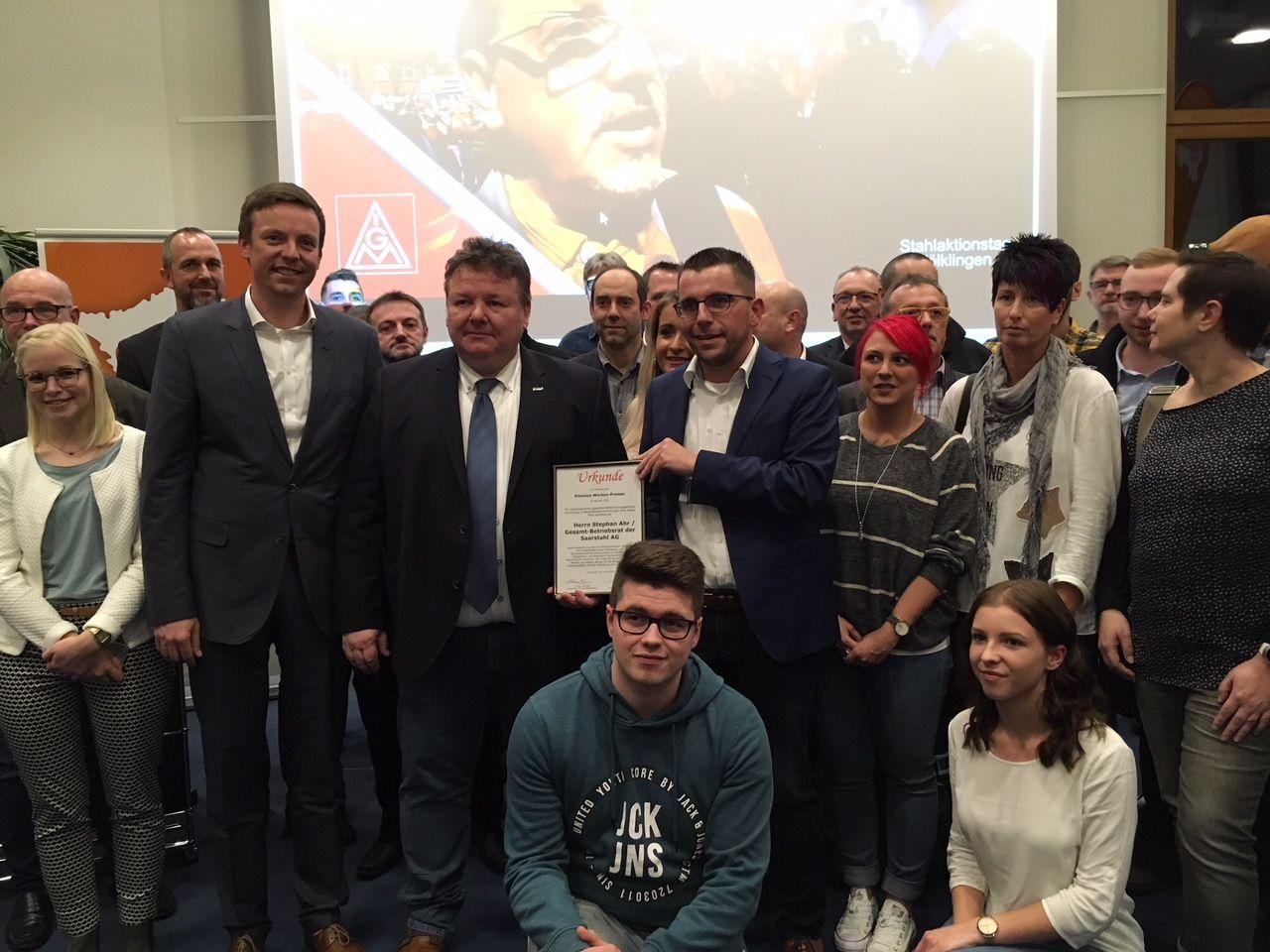 CDU Fraktion des Saarlandes: CDU-Landtagsfraktion empfängt Betriebs- und Personalräte