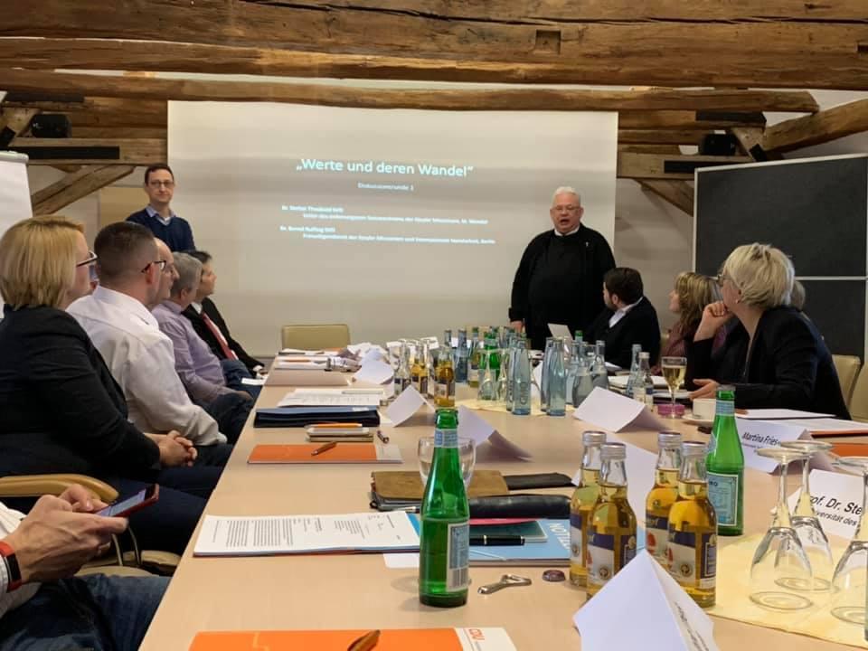 CDU Fraktion des Saarlandes: Werte unseres politischen Handelns im gesellschaftlichen Wandel – CDU-Landtagfraktion verabschiedet Tholeyer Erklärung