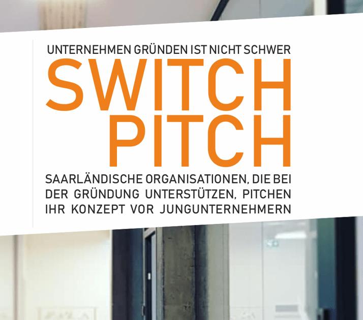 CDU Fraktion des Saarlandes: Switch Pitch: Unternehmen gründen ist nicht schwer