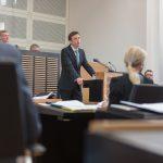 ÖPNV, Kohleausstieg, Pflanzen- u. Tierschutz – 22. Landtagssitzung