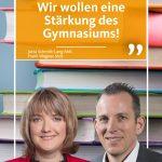 Qualitätsoffensive Gymnasium