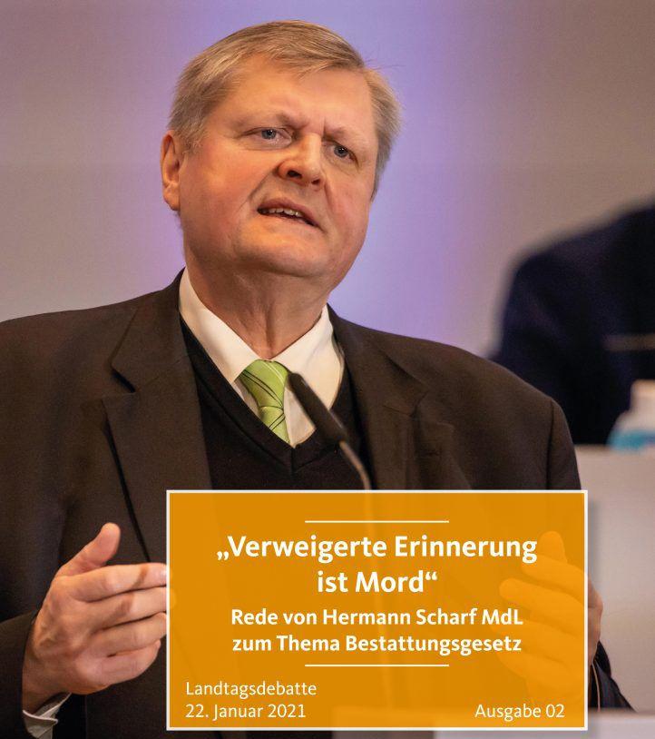 CDU Fraktion des Saarlandes: Verweigerte Erinnerung ist Mord