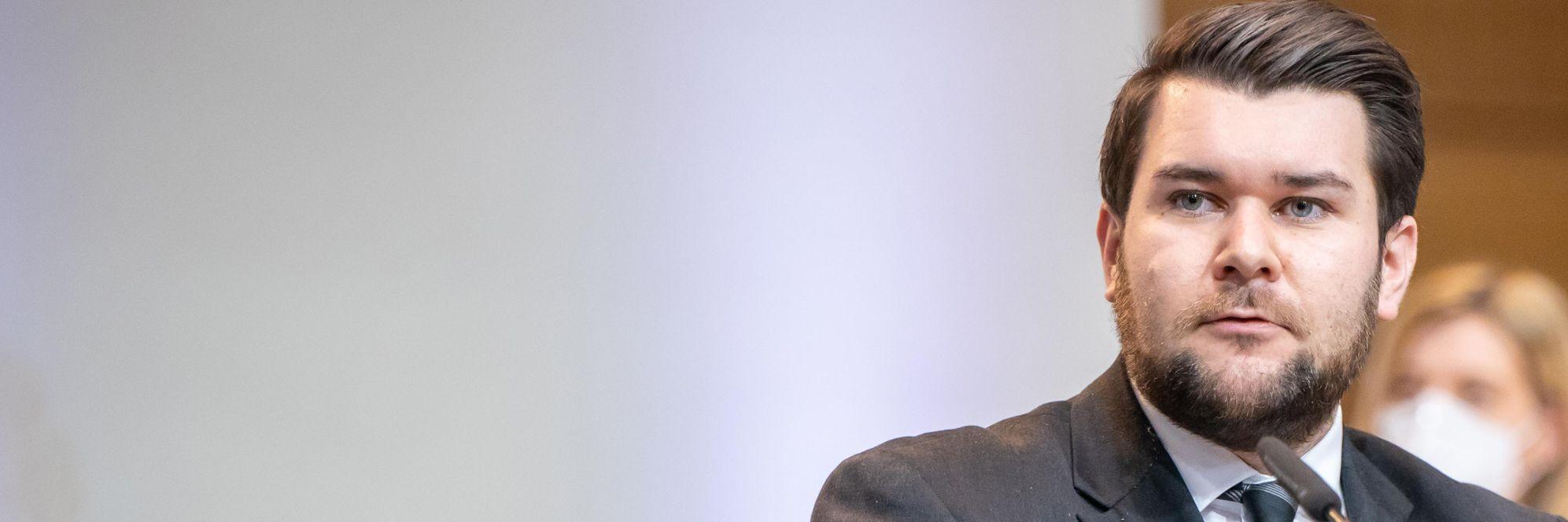 Politik als Mittler zwischen Mensch und Maschine - Rede von Timo Mildau